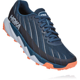Hoka One One Torrent Chaussures Femme, majolica blue/fusion coral